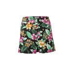 Tropical print shorts 13euro in stores mid april
