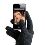 Mujjo touch screen compatibile winter glove 1