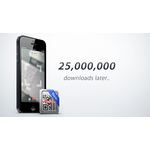 Scan - app - 25 million downloads