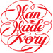 Logo Man Made Ivory