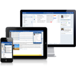 Use unified inbox on desktop, tablet and mobile