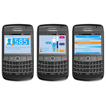 Dacadoo tracker app for blackberry smartphones