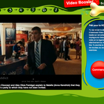 Video booster video player page - french