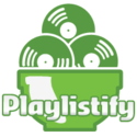 Playlistify logo